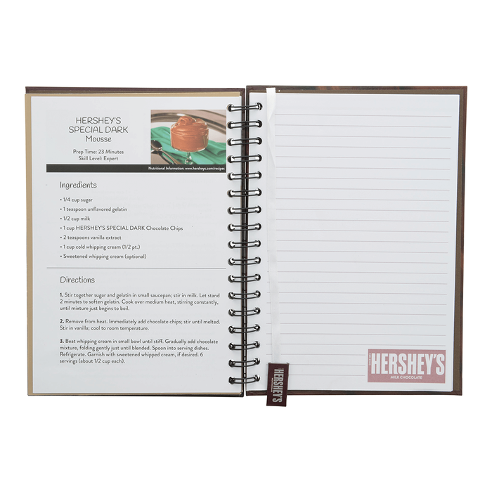 Image of HERSHEY'S KITCHENS Recipes Cookbook [1 book] Packaging