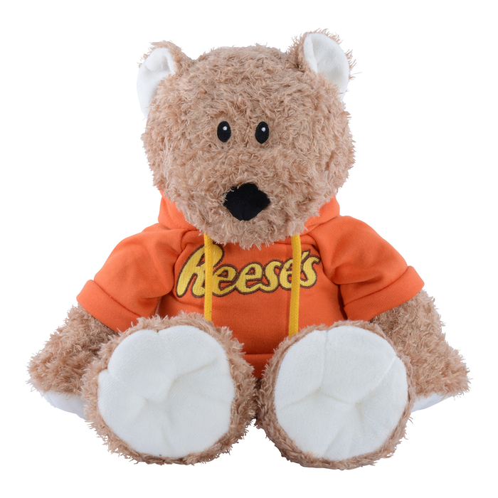 Image of REESE'S Plush Bear with REESE'S Shirt Gift [1 plush bear] Packaging