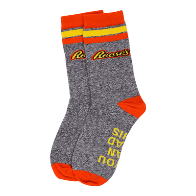 """Seize the REESE'S"" Socks"
