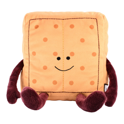 Graham Cracker Plush Toy