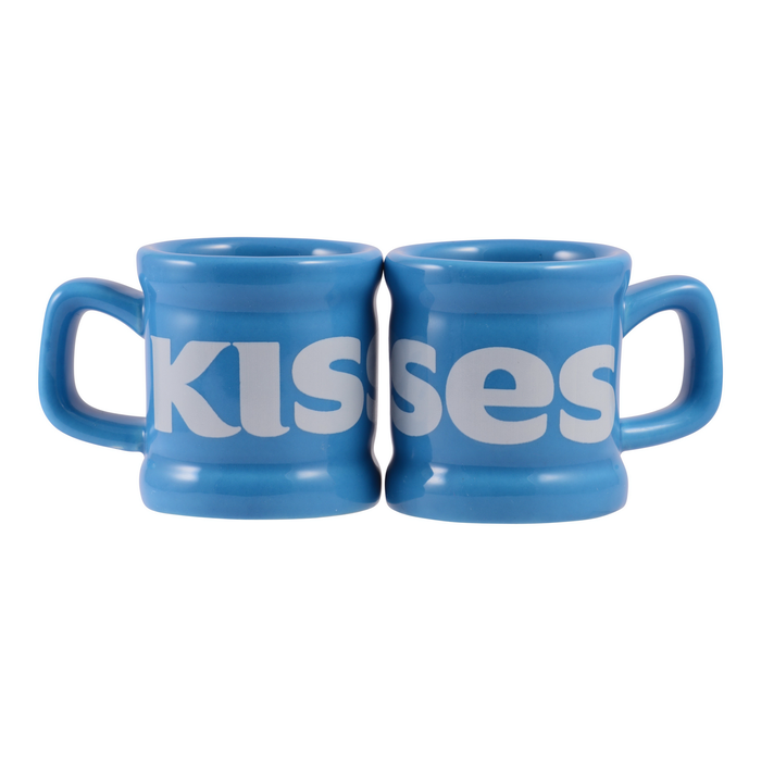 Image of KISSES Mini Mug Packaging