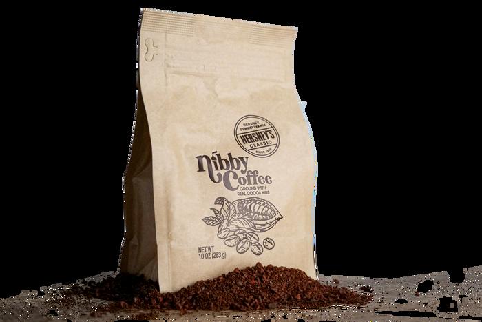 Image of HERSHEY'S Nibby Coffee Packaging