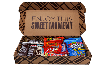 HERSHEY'S FAVORITES Care Package