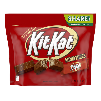 KIT KAT Miniatures Bars