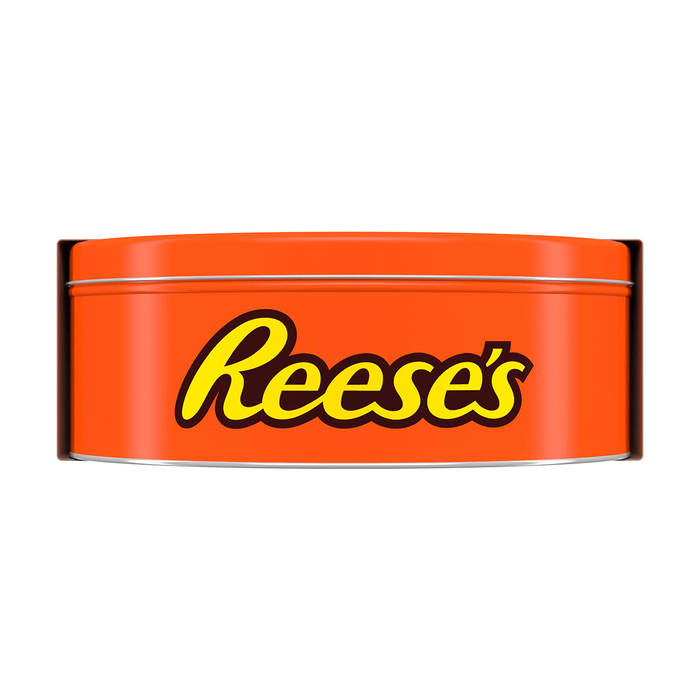 Image of REESE'S Dipped Pretzel Tin Packaging