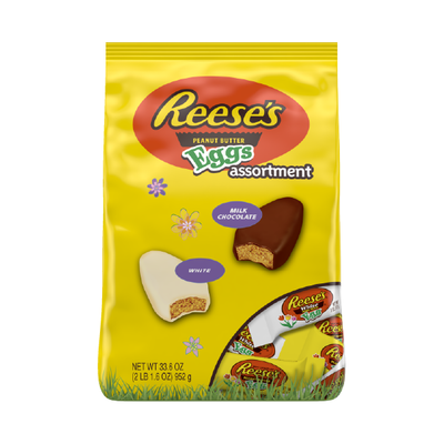REESE'S Peanut Butter Eggs Assortment, 33 oz.