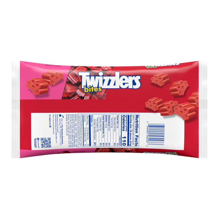 Image of TWIZZLERS BITES Cherry - 1 lb. Packaging