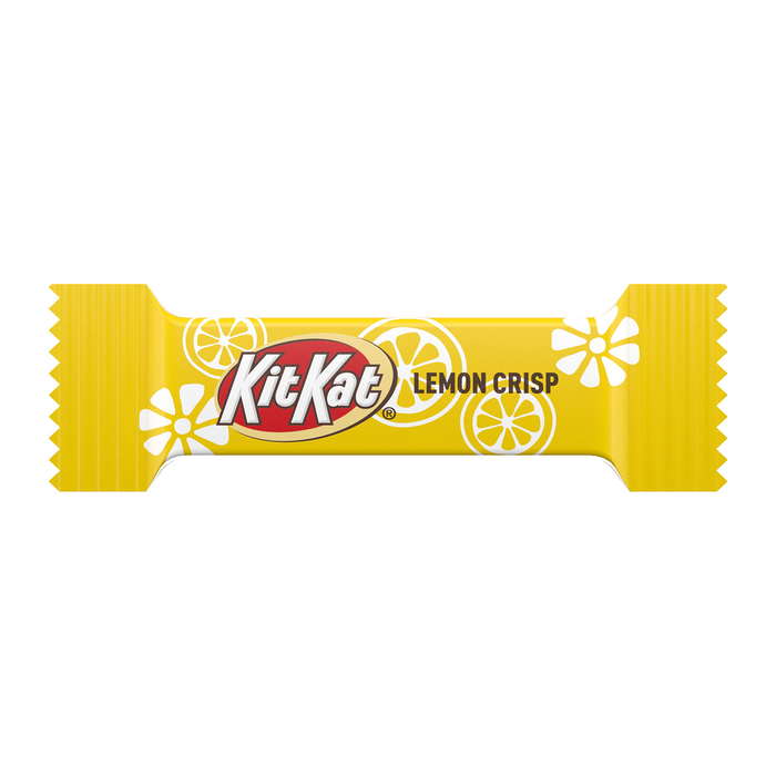 Image of KIT KAT® Lemon Crisp Miniatures, 9 oz. Packaging