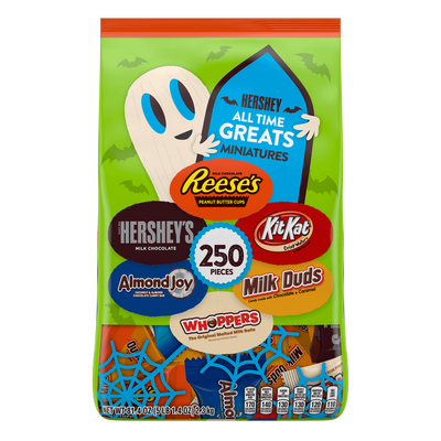 HERSHEY'S All Time Greats Miniatures (250 ct.)