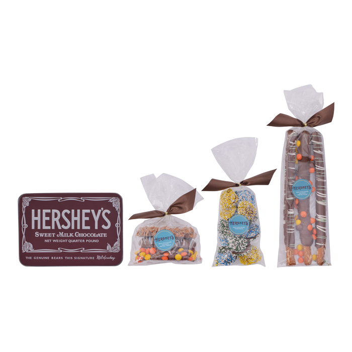 Image of HERSHEY'S Classic Signature Collection Chocolate Gift Box [1 gift box] Packaging