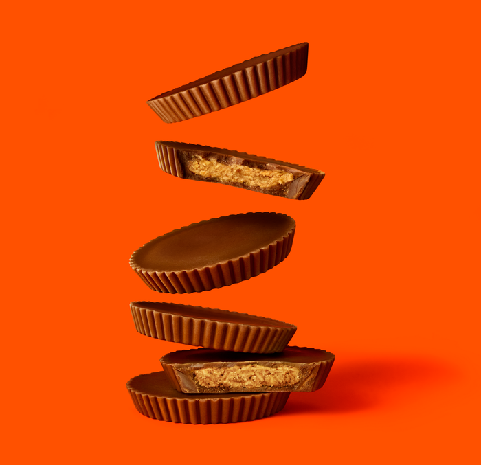 Image of REESE'S Peanut Butter Cup THiNS Packaging