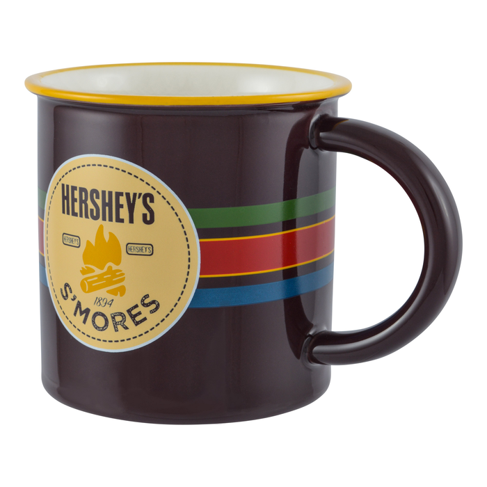 Image of HERSHEY'S S'MORES Camp Mug Packaging