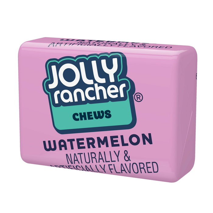 Image of JOLLY RANCHER Chews Candy in Assorted Fruit Flavors [12-Pack (12 x 2.06 oz. box)] Packaging