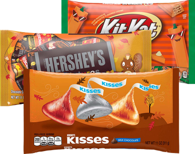 HERSHEY'S Fall Flavors Bundle