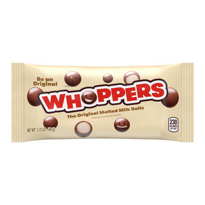 WHOPPERS Malted Milk Balls Standard Box
