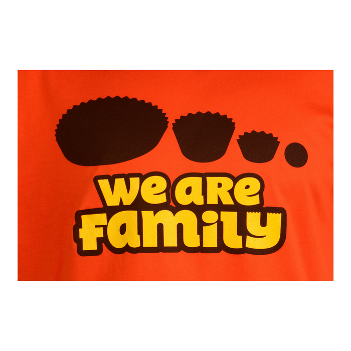 "Image of REESE'S ""We are Family"" T-Shirt Packaging"