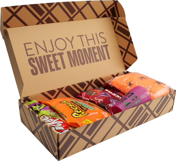 Image of Hershey Halloween Party in a Box Bundle Packaging