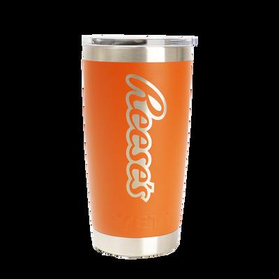 Yeti Orange Travel Mug 20 oz.