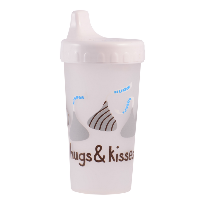 Image of HUGS & KISSES Sippy Cup Packaging