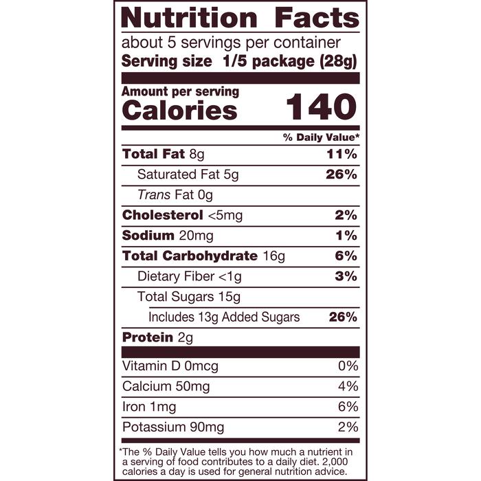 Image of HERSHEY'S Solid Milk Chocolate Bear, 5 oz. Packaging