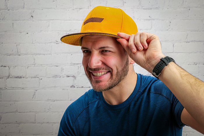Image of REESE'S Flat Brim Hat Packaging
