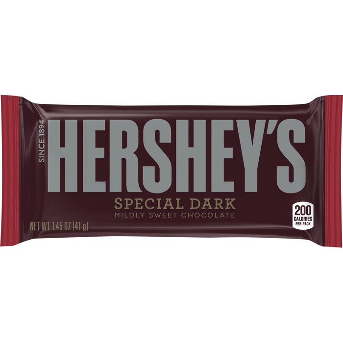 Image of HERSHEY'S SPECIAL DARK Standard Bar (36 ct.) Packaging