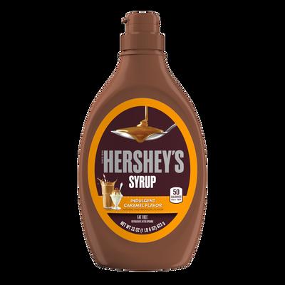 HERSHEY'S Caramel Syrup 22 oz. bottle