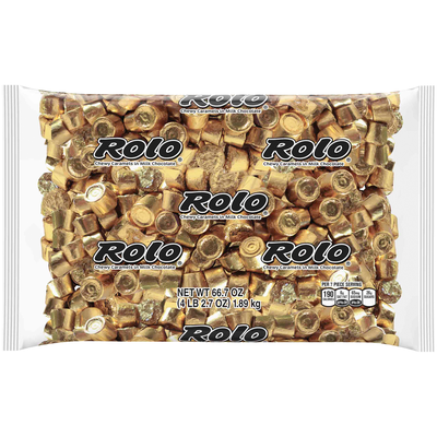 ROLO® in Gold Foils - 66.7 oz. Bag