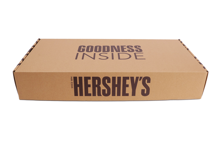 Image of HERSHEY'S FAVORITES Care Package Packaging