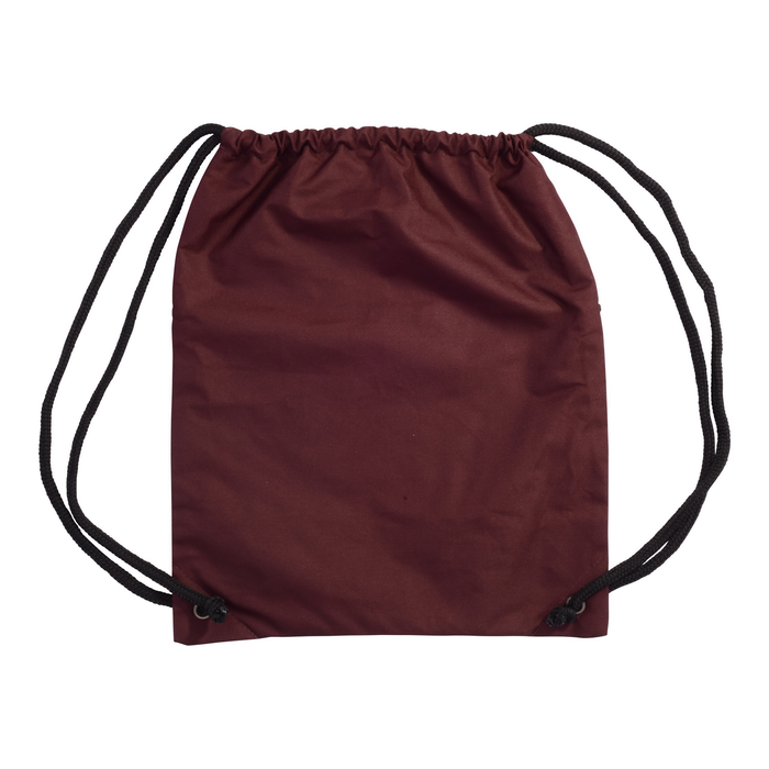 Image of HERSHEY'S Chocolate Drawstring Backpack Packaging