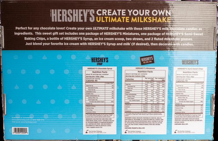 Image of HERSHEY'S Create Your Own Ultimate Milkshake Packaging