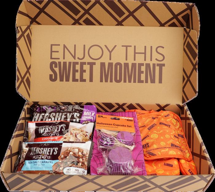 Image of Hershey Halloween Baking Bundle Packaging
