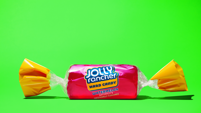 Image of JOLLY RANCHER Hard Candy - Assorted Flavors - 30 lbs. [30 lbs. box] Packaging