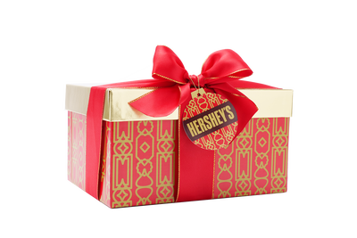 HERSHEY'S Chocolate Holiday Gift Box, 2 lbs.
