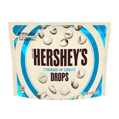HERSHEY'S COOKIES 'N' CREME DROPS Candy