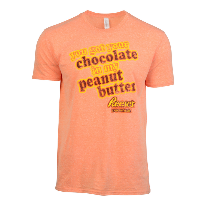 Image of REESE'S Peanut Butter T-Shirt Packaging