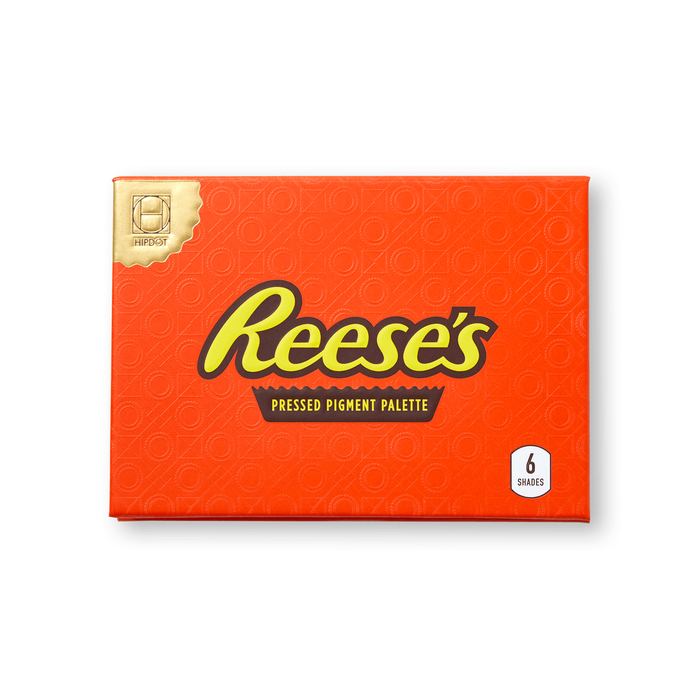 Image of REESE'S Milk Chocolate Cup Eyeshadow Palette Packaging