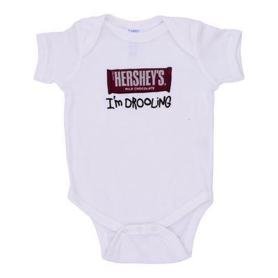 "HERSHEY'S ""I'm Drooling"" Bodysuit"