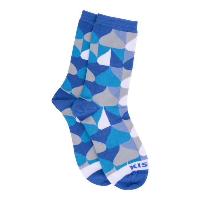 Image of HERSHEY'S KISSES Geometric Socks [Medium] Packaging
