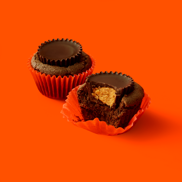 Image of REESE'S Dark Peanut Butter Cups Miniatures Packaging