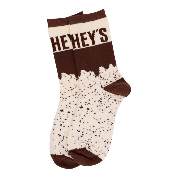 Image of HERSHEY'S Melting Socks [Medium] Packaging