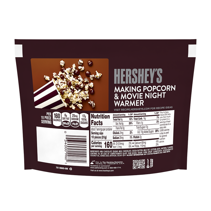 Image of HERSHEY'S Milk Chocolate Drops Packaging
