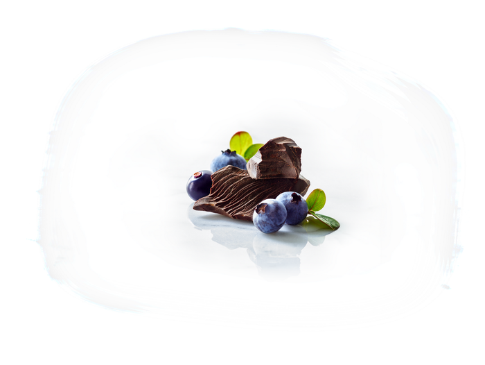 Image of BROOKSIDE Dark Chocolate Acai with Blueberry - 3 oz. Packaging