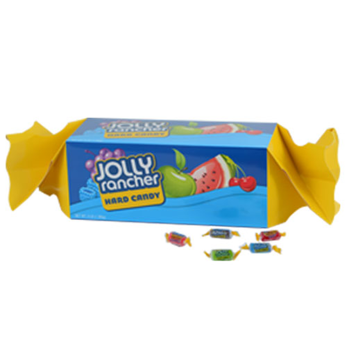 Image of World's Largest JOLLY RANCHER [3 lb. pack] Packaging