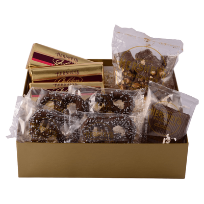 HERSHEY'S Chocolate Gift Box, Variety Assortment