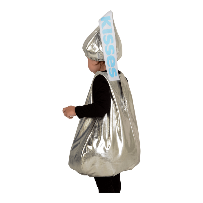 Image of HERSHEY'S KISS Kid's Costume, 1 costume Packaging