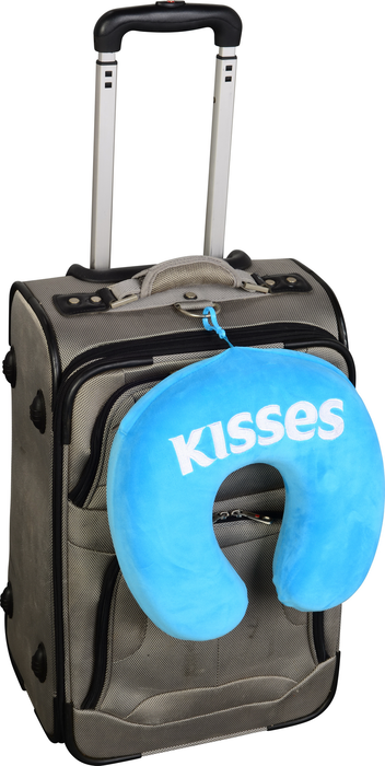 Image of KISSES Neck Pillow Packaging