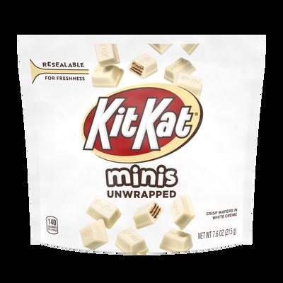 KIT KAT White Minis Crisp Wafers 'n Creme