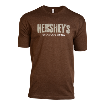 HERSHEY'S Chocolate Brown T-Shirt