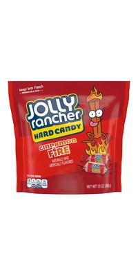 JOLLY RANCHER Cinnamon Fire Candy 13 oz. pouch